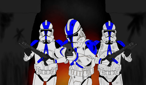 501st Legion by JediAnakinSkyguy