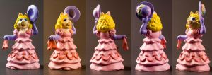 Southern Belle Miss Piggy by AreteStock