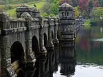 Dam At Lake Vyrnwy by friartuck40
