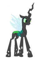 Changeling (Base) by OmoriP