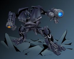 Ironhide by yo-3