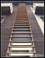 Stairs to heaven by plaum