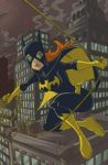 batgirl colored by natelovett
