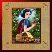 SNOW WHITE by FERNL