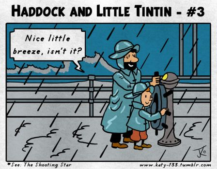 Haddock and Little Tintin - #3 by Katy133