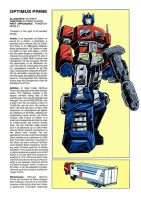 Transformers Universe - Optimus Prime by Simon-Williams-Art