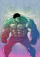 another hulk stuff by ikanasin