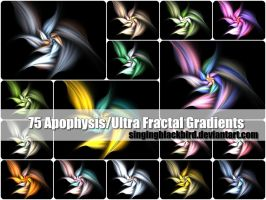 75 Apophysis Gradients by barefootphotos