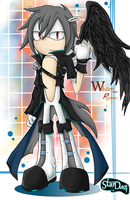 Whiter the Pegasus New Look by kalisami