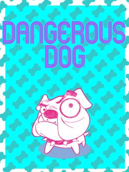 :.:dangerous_dog:.: by BLUEMOON12