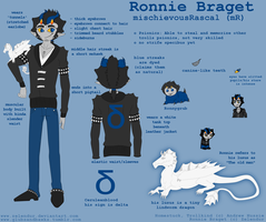 Sheet: Ronnie Braget by Zelendur