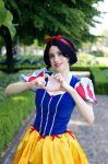 Snow White at Center Island #3 by Lightning--Baron