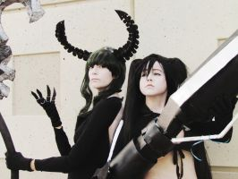 BRS and DM by flarglesnargle