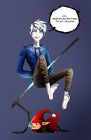 Jack Frost by GreatMessiah