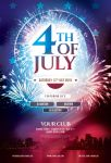 4th of July Flyer by styleWish