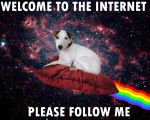 Welcome to the Internet by Party9999999