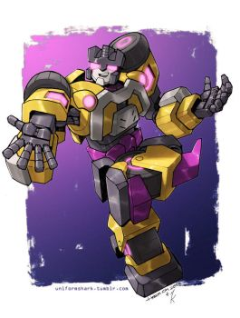 Swindle by Uniformshark