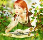 No.1 - Anne of Green Gables by Phlox73