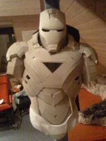 Iron Man Cardboard Armor preview 1 by Bullrick