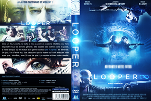 Looper DVD Cover by Jeanne26