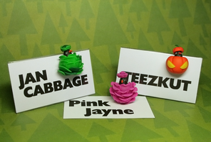 Name tags by teezkut