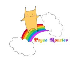Psyco Monster by MaJuSaBe