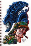 Aliens Colonial Marines by Chad73