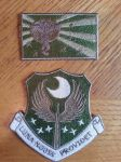 Jungle Lunar Republic Theemed Patches by EthePony
