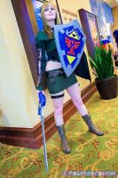 Link - The Legend of Zelda by Redemtion13-cosplay