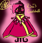 Rinis Cauldrell by Rhianimation