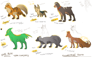 ER -- team doodles by static-mcawesome