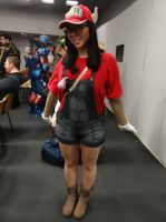 Arale (Dr. Slump and Arale) - Cos-Mo 2014 by Groucho91