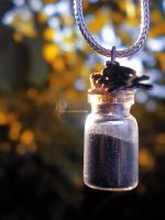 Death in a bottle by HorvathKristy