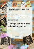 DAfterStory--Starbled Wall by JinjooHat