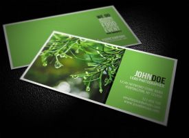 Photography Business Card by glenngoh
