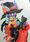 ..:~Halloween Rouge~:.. by CyberneticKybernetic