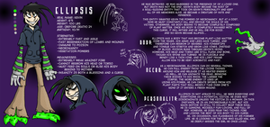 Ellipsis -Updated- by cailencrow
