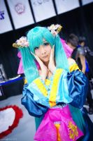 CosfestX.1 Day2 - Miku  01 by ArishigeAIKO