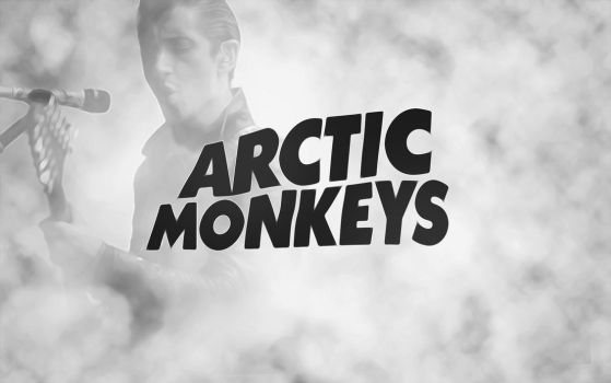 Arctic Monkeys Wall by NINJAIWORKS