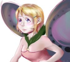 Fairy by Sand-Gale