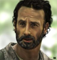 Rick Grimes by TheSig86