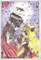 .:King and Queen of Heart:. by ReijiNoHana