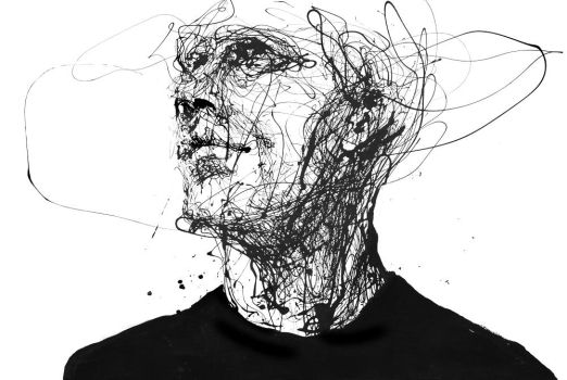 frail lull (new speed painting) by agnes-cecile