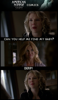 American Horror Story Comic - My Baby by TheOdinist