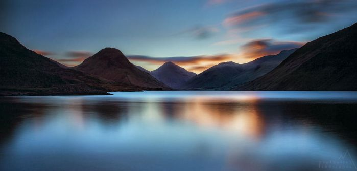 Wasdale Fells by PaulBullenLandscapes