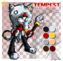 ::Tempest:: New ref by Radiancie