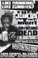 Night of the Drinking Dead by EpoCALYPsE