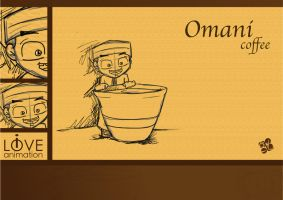 Omani coffee-wallpaper by SaraALMukhaini