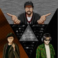Tri-force of Geekdom by HappyTimidFox