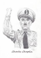 The Great Dictator by Jasman71